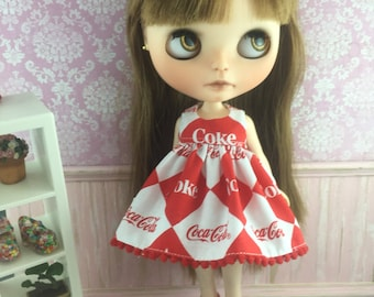 Blythe Dress - Coke Coca-Cola