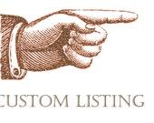 Custom Listing for esrokala