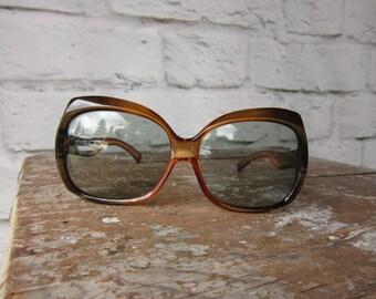 Vintage Opti-Ray Oversize Sunglasses - Starlet Sunnies