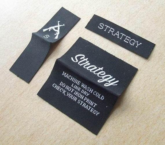 600 clothing labels custom clothing labels clothing tag With custom tag labels for clothing