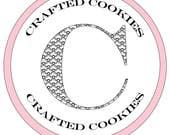 Custom Listing for Lauren- 10 Dozen Walk on the Beach Themed cookie nibbles