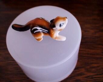 Adorable Collectible Porcelain Chipmunk