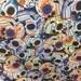 4-Way Stretch Printed Spandex Fabric - Sugar Skulls