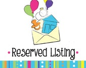 Reserved Listing for msol1978