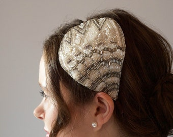 Tilly Bridal Hair Band