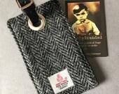 Variety of tweed accessories