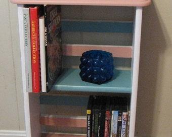Vintage Shabby Chic Bookcase