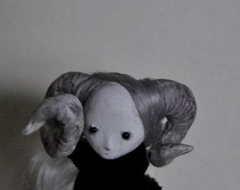 OOAK Art Doll - Winter Borne Lilya