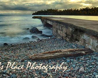 Minnesota photography//Minnesota art//Lake Superior art//lake superior photography