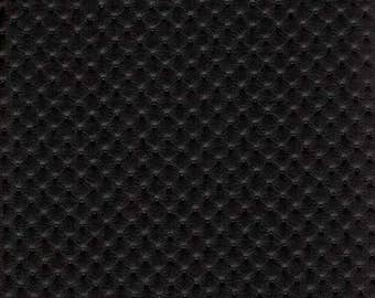 Vinyl Faux Leather mahogany Perforated Distressed Upholstery Faux Leather vinyl fabric per yard