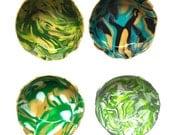 Marbled Ring Dish - Set o...