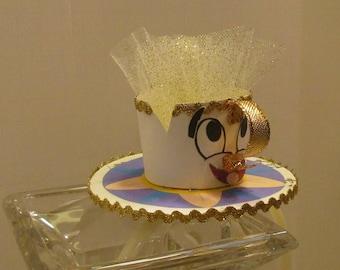 Beauty and the Beast Teacup Headband