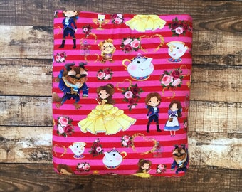 Princess underwear/ Beauty and the beast / toddler underwear/ potty training underwear/ Potty training pants/ girl underwear
