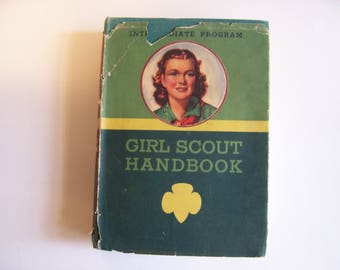 1942 Girl Scout Handbook - Intermediate Program