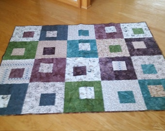 Square Within A Square Quilt