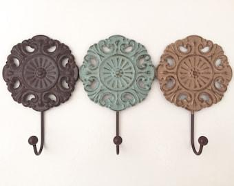 Decorative Wall Hook decorative wall hook | etsy
