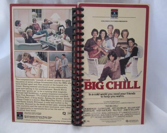 The Big Chill VHS Notebook