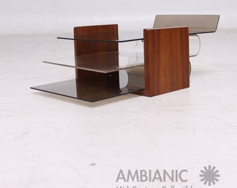 Mid Century Modern Office Tray Eames Nelson Era Desk Accessory