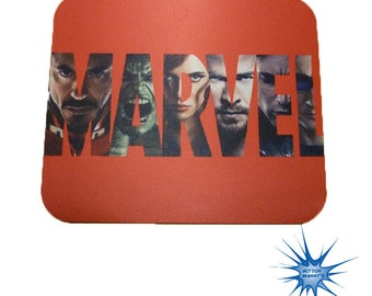 Marvel Anti Slip PC Gamer Picture Mouse Pad