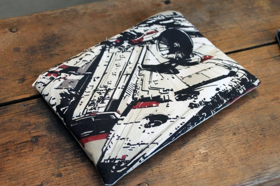 Star Wars Small Zipper Clutch or Purse