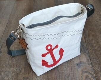 SAIL ANEW Anchor Crossbody Bag