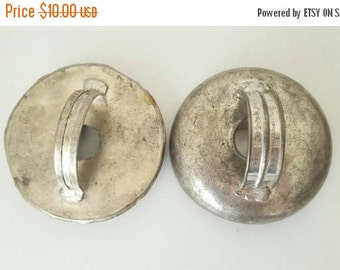 SALE Vintage Metal Cookie, Donut, Biscuit Cutters