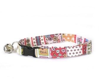 Fairy Charms adjustable breakaway cat collar