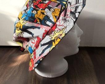 Unisex summer hat/bucket hat in a Star Trek fabric (Size Large)