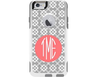 Custom Otterbox Commuter Case for iPhone 6 and iPhone 6s | Geo Personalized Otterbox Phone Case