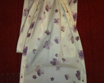 Organic Cotton Ring Sling, for carrying dolls, SALE