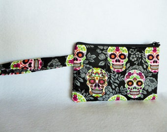 Carry Bag: Sugar Skull
