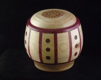 Polka-dot Pet Urn # 863-40