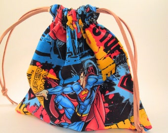 Superman Dice Bag, DC Comics, Dungeons and Dragons, DnD