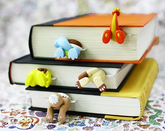 MYBOOKMARK // Pokemon GO bookmarks // Handmade and crafted with love // Unique and creative gift // Back to school gift //