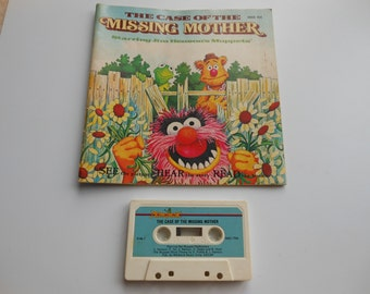 The Case of the Missing Mother a Muppets Read-Along Book and Cassette