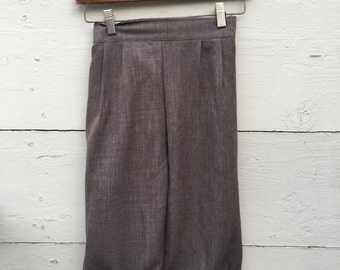 Size 7-9yrs or 10-12 yrs,  Sable brown knicker pants, Newsies costume, Knicker pants , boys knicker pants,