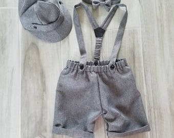 Boys Ringbearer Outfit, Boy Ring Bearer Outfit, Boy Suit, Boys Suit