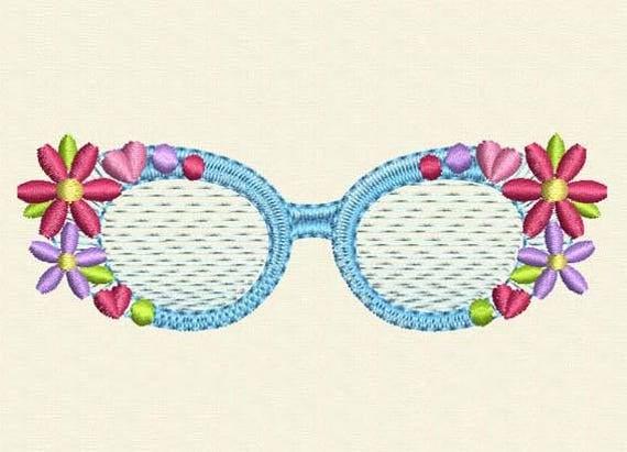 Flower Glasses for Baby Girl BA002