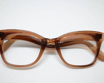 1950's Curvy vintage frames