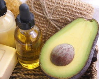 Avocado Oil, Cleansing Oil, Face, Hair, Beard, Skin, Bath, and Nails