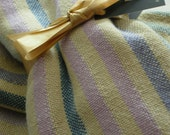 Handwoven Cotton Towel Bl...