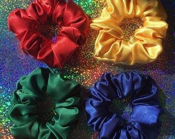 Choose Your HEATHER Hair Scrunchie