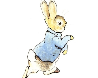 Beatrix Potter-The Tale of Peter Rabbit-1991 Poster