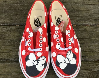 Have Your Own Vans Painted!