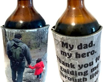 Qty. of 2: personalized cozies from photo