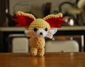 Crochet Chibi Fennekin