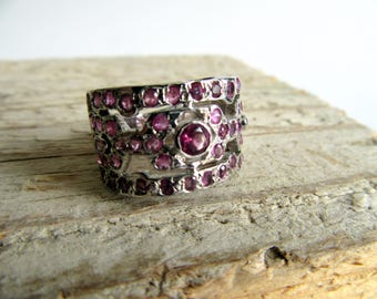Ruby Ring from India.