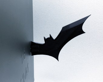 Batarang Magnet - 3D Printed Toy or Office Supplies