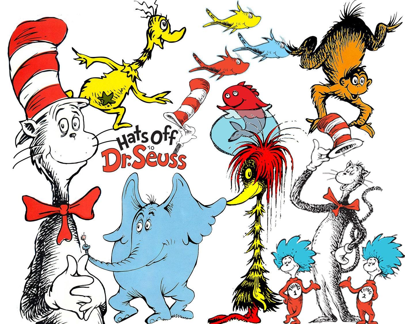 Dr Seuss Clip Art Green Eggs And Ham | Clipart library - Free  |Dr Seuss Clip Art