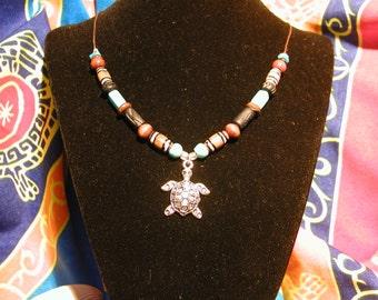 Beach Necklace by Mango Island Company